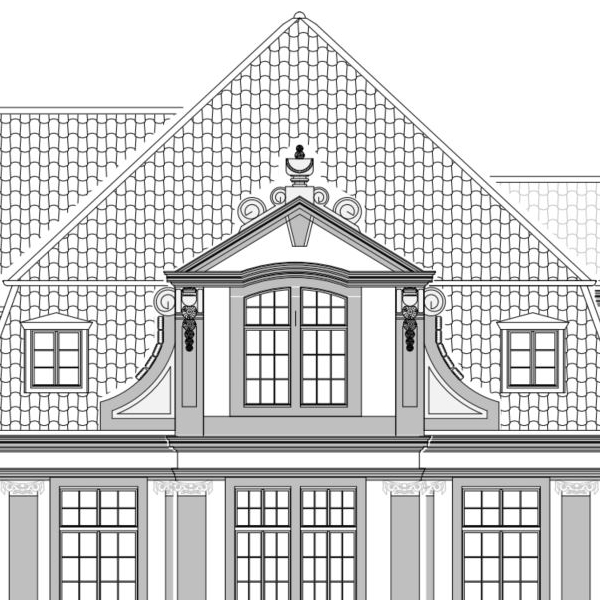 Umbau des denkmalgeschützten Verwaltungsgebäudes