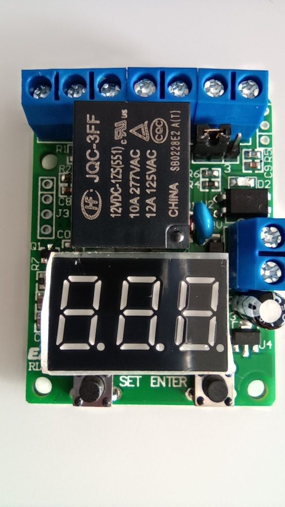KKmoon 12V DC Voltage Detektion Charging Entlastung Monitor Test Relay Schalter Control Board Modul¡